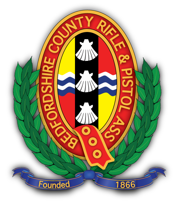 Bedfordshire County Rifle & Pistol Association - Logo